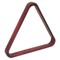 Треугольник для русского бильярда Classic дуб махагон ø60.3мм