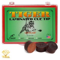 Наклейка для кия Tiger ø13мм Hard 1шт.