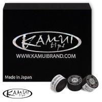 Наклейка для кия Kamui Black ø12.5мм Medium 1шт.