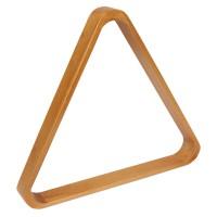 Треугольник для русского бильярда Classic дуб светлый ø60.3мм