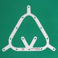 Держатель для шаров Turtle Rack Combo ø57,2мм (треугольник) 1 шт.