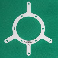 Держатель для шаров Turtle Rack Combo ø57,2мм (ромб) 1 шт.