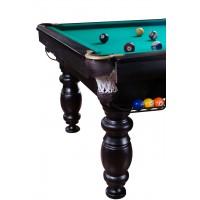 Бильярдный стол Мрия Нова Люкс (Ардезия) 9 футов Стандартная, американский пул