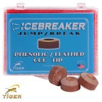 Наклейка для кия Tiger IceBreaker Jump/Break ø14,25мм Super Hard  1шт.