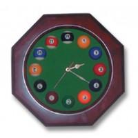 Часы бильярдные 4