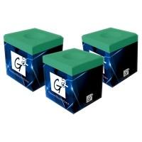 Мел для кия G2 Japan зеленый 1шт.